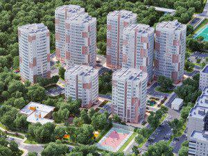 Жилой комплекс Берег Скалбы-2