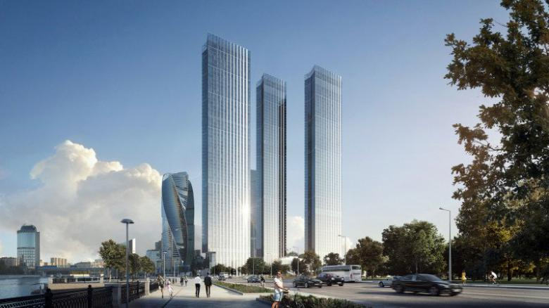 Жилой комплекс Capital Towers (Капитал Тауэрс)